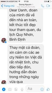 Tour Quy Nhơn